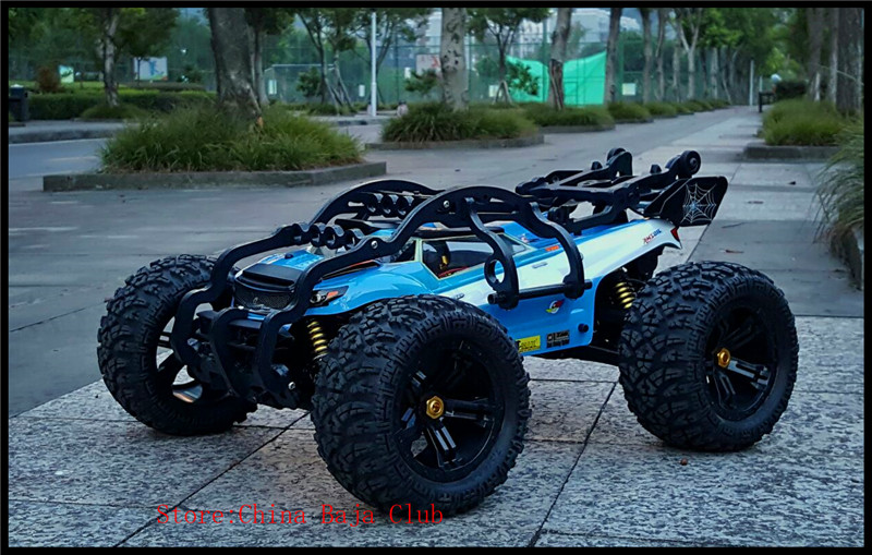 RC car roll cage Imported nylon s