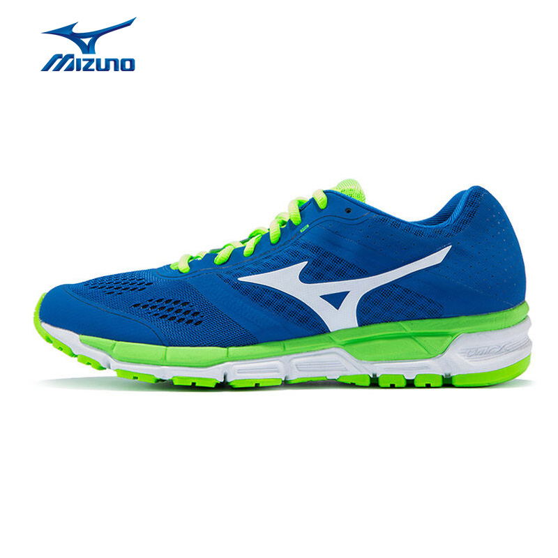 MIZUNO Men's MIZUNO SYNCHRO MX Jogging Running Shoes Cushioning Breathable Sneakers Sports Shoes J1GE161902 XYP487
