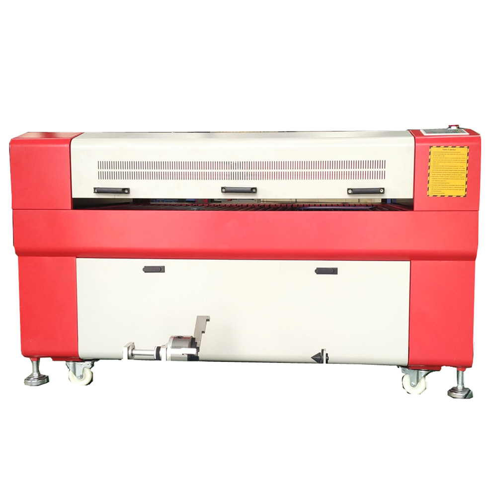 RTJ 1390 100w 3d glass laser engraving machine