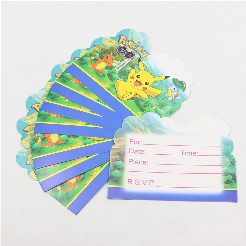 online buy wholesale birthday pikachu card from china birthday, Birthday card