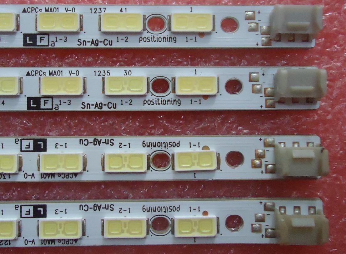 FOR skyworth 60E610E Article lamp  GK0361 ZZ K1957-0 1piece=68LED 676MM