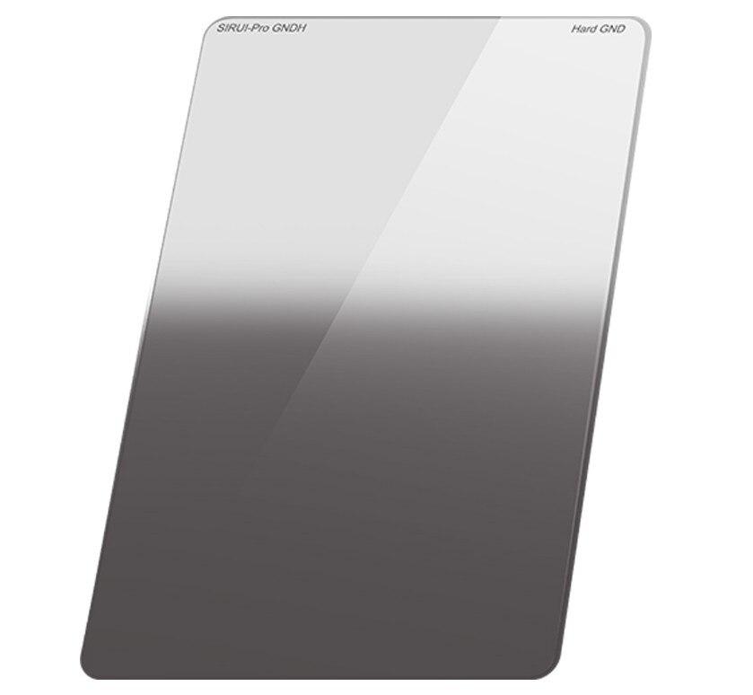 SIRUI filtre carré 100mm GND 0.6 0.9 1.2 1.5 miroir carré doux dur inverse gris moyen dégradé miroir