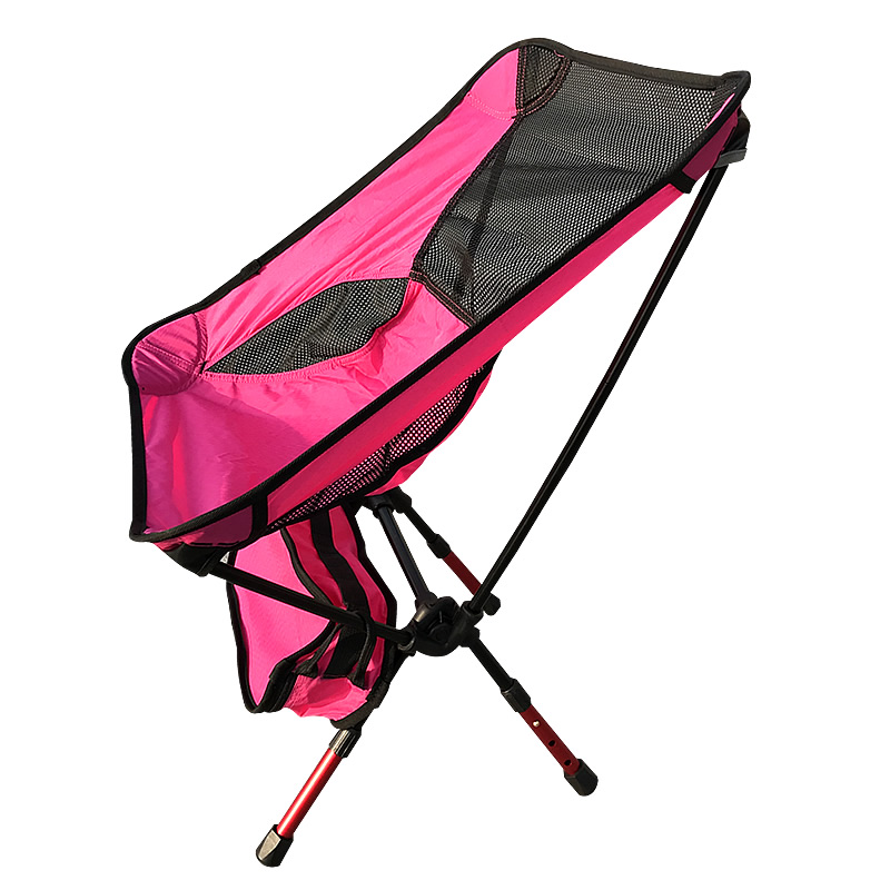 600D Oxford Cloth Camping Leisure Chair Folding Portable with Carry Bag Loading 150kg600D Oxford Cloth Camping Leisure Chair Folding Portable with Carry Bag Loading 150kg