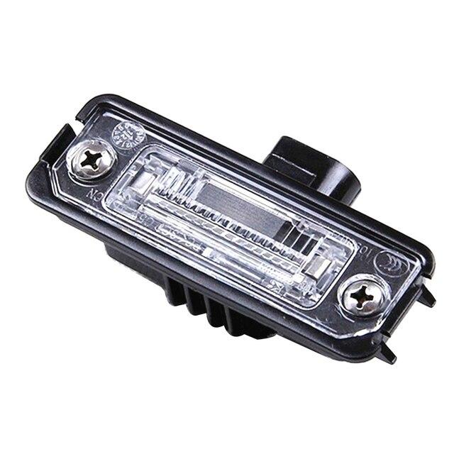 Qty2 éclairage de plaque dimmatriculation VW Golf MK4 | VW coccinelle Lupo Pheaton Polo lumières externes 1GD 943 021, TUKE ventilateurs OEM