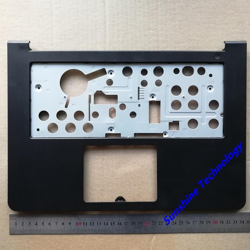 New laptop upper case base cover palmrest for DELL INS 14 5447 5448 5445 5457 14M 8XH58 все цены