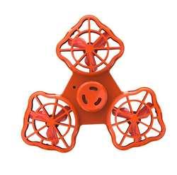 Спиннер бейблэйд Давление помощи игрушек Автоматическая подзарядка вращающийся низкий Скорость Летающий пропеллер Летающий Спиннер для