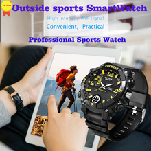 2019 new professional sports smart watch IPX7 Waterproof remote WIFI camera fitness tracker for outdoor sport pk Q8 fit 2