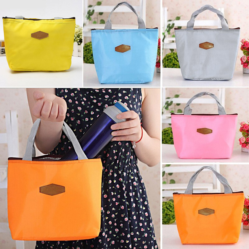 New Thermal Insulated Portable Cooler Waterproof Food Storage Container font b Bag b font Tote Carry