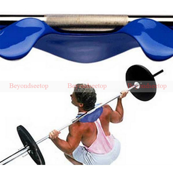 Squat Pad Shoulder Support Ray Bar Arm Blaster Barbell Weight Lifting  Stabilizer Protector Gym Pull Up