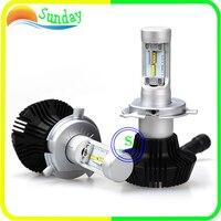 LED Bulb H4 9003 H1 H3 H7 9005 9006 H8 H9 H11 Headlamp Auto LED Lamp