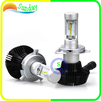 LED Bulb H4 9003 H1 H3 H7 9005 9006 H8 H9 H11 Headlamp Auto LED Lamp