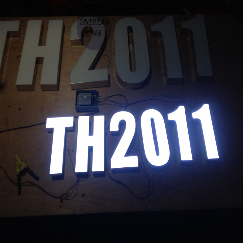 Factoy Outlet Alibaba Express Hot Selling Outdoor Acrylic Led Channel Letters