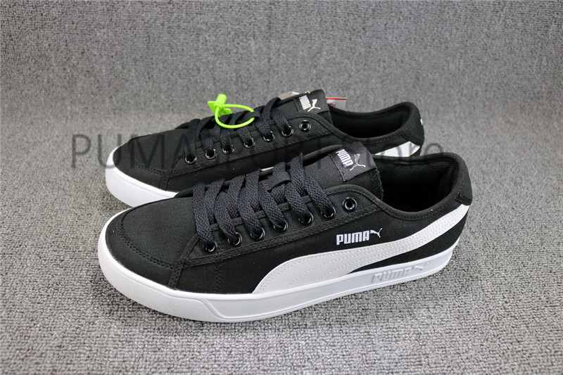 2018 New Arrival Puma SMASH V2 VULC CV Man's and Women's Sports Leisure Sneakers Badminton shoes Size 35.5 44