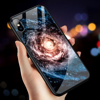 Tempered Glass Xs MAX Case