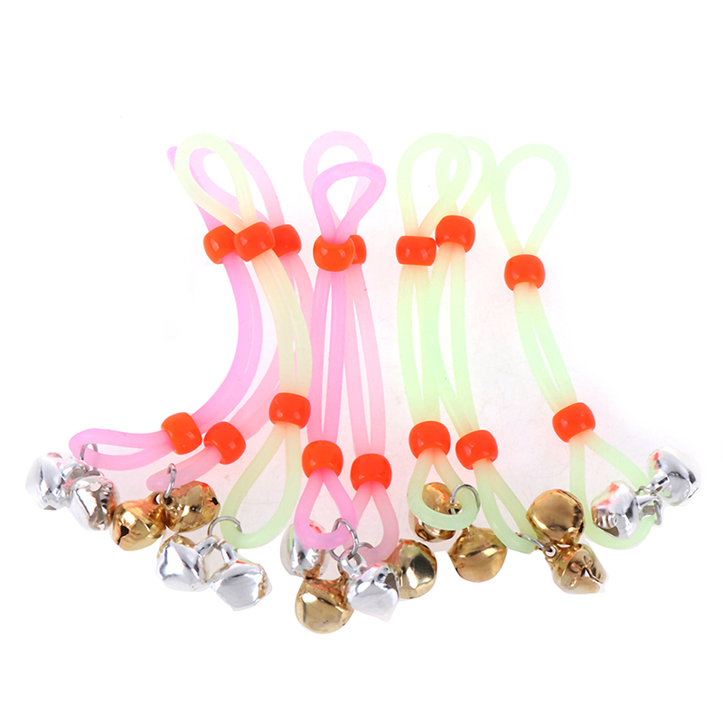 1Pair Luminous Rope Nipple Clamps Flirting Nipple Toys Sexy Nipple Clips Sex Products For Women Men Adult Games Products