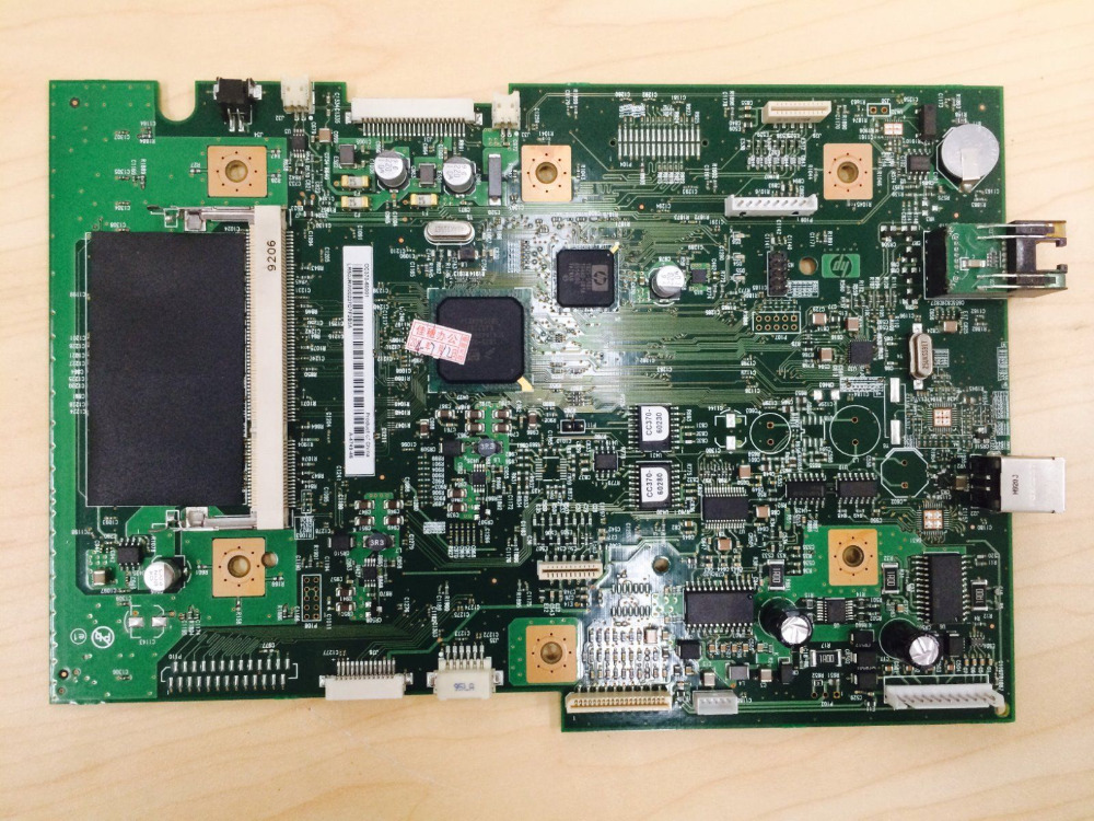 CC370-60001 Fitfor HP LaserJet M2727nf mfp Formatter Board Main Logic Board NEW Free shipping POJAN gzlspart for hp 2727 2727n m2727nf hp2727 hp2727n hp2727nf original used formatter board cc370 60001 laserjet printer parts