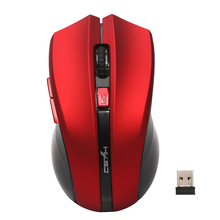 Optical Wi-fi Gaming Mouse Wi-fi USB Mouse Skilled 2.4GHz Gaming Mice Laptop Mouse For PC Laptop computer