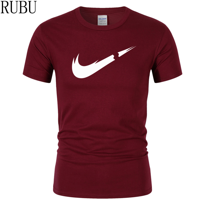 6a89a4964e05 RUBU New brand Mens t-shirts Casual clothes Funny brand t shirt men print  Cotton T Shirt Mens Hip hop Skate Tshirt Tops   stisla