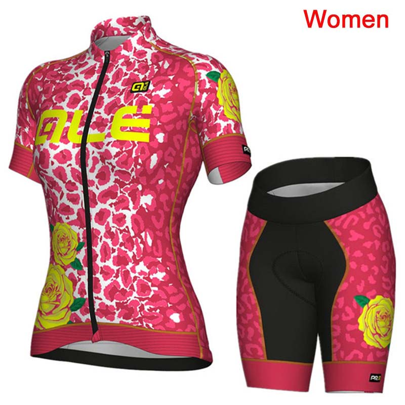 2018 Для женщин быстросохнущая дышащий Велоспорт майки Лето MTB велосипеда Костюмы велосипед Майо Ropa Ciclismo гоночный велосипед одежды F0403