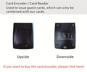 Image 1 - SL16 064 Card encoder / Card reader with Hotel System for RFID Card Electronic Door Lock