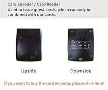 SL16 064 Kaart encoder/kaartlezer met Hotel Systeem voor RFID Card Elektronische Deurslot