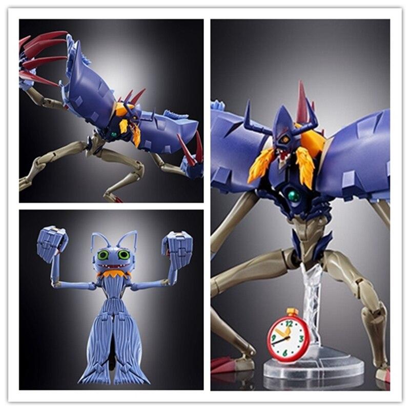 WSTXBD BANDAI Tamashii Nations Digivolving Spirits 03 Diablomon Action Figure Figurals Toys Dolls Brinquedos цена и фото