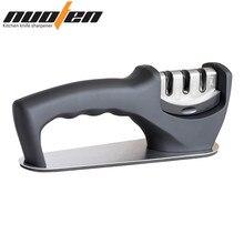 NUOTEN Brand Knife Sharpener Ceramic Knives Sharpening Diamond Grinding Wheel Tungsten Steel Matel Amolador De Faca
