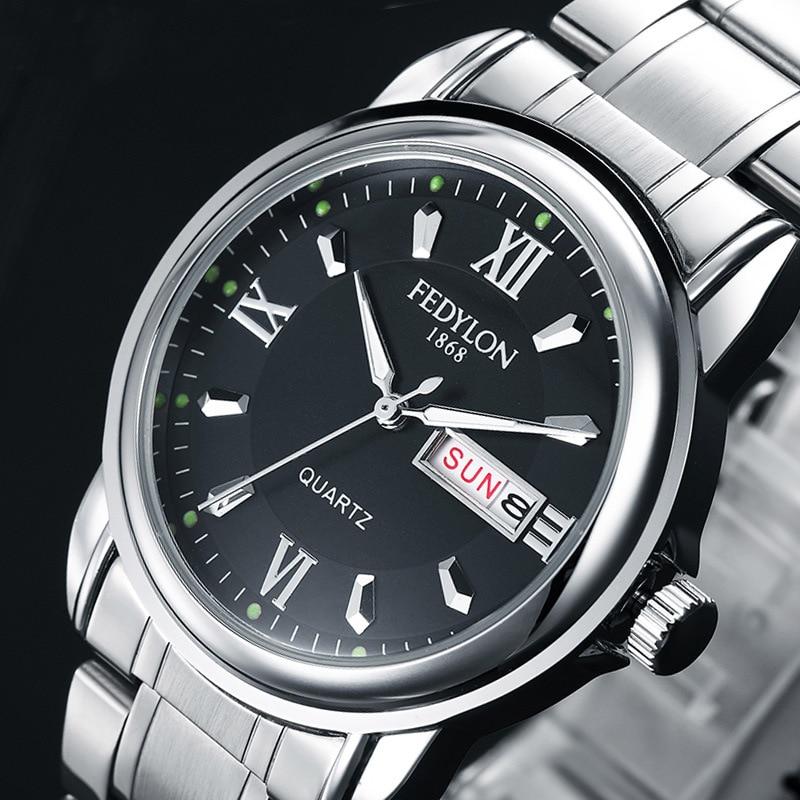 Fedylon Ανδρικά ρολόγια Top Brand Πολυτελή - Ανδρικά ρολόγια - Φωτογραφία 4