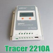 Tracer 2210A EPsloar 20A MPPT Solar system Kit Controller 12V 24V LCD Diaplay EPEVER Regulators
