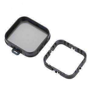 Image 3 - TELESIN 광학 유리 중립 밀도 ND4/8/16 ND 페이더 필터는 Gopro Hero 5 & 6 용으로 설정됩니다.