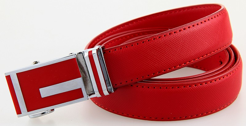 High Quality Genuine Leather Belt for Women Cowhide Belt Woman Fashion Women Belts with Automatic Buckle Gift for Big Size Belt 12