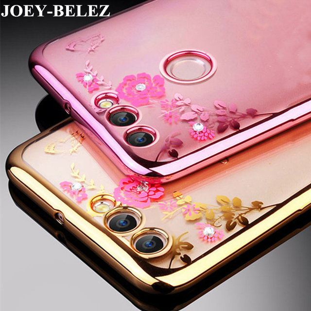 brand new b0473 35576 US $1.67 16% OFF|Housing for Huawei Honor 9 lite Glitter Case for honor 9  lite 2017 Luxury Plating TPU silicon soft Cover For Huawei Honor 9 lite-in  ...