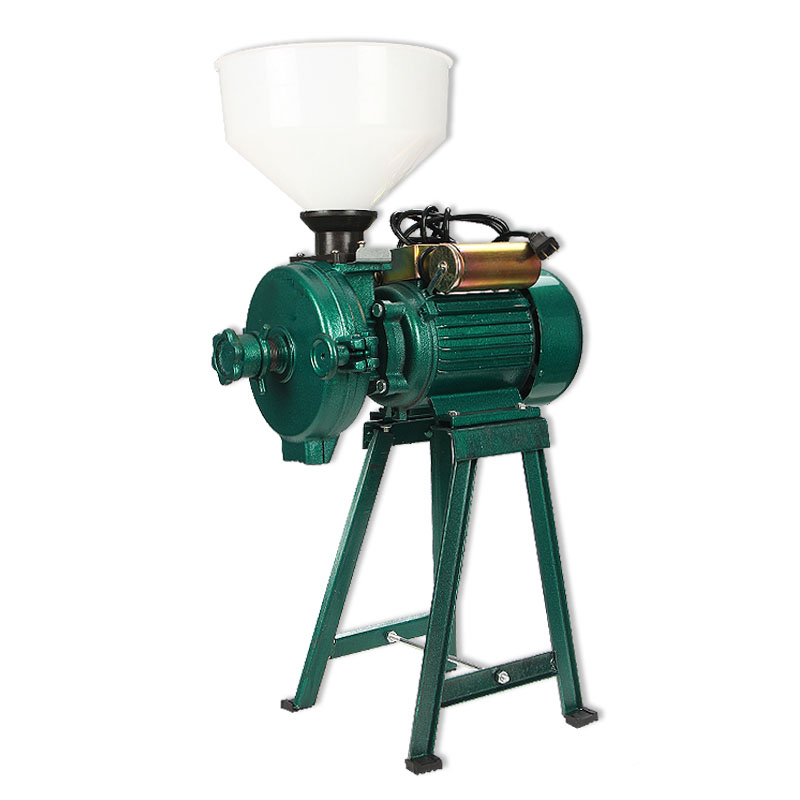 JamieLin Household Electric Feed Mill Corn Flour Chili Sauce Dry-wet Dual-purpose Grinding Ultra-fine Beater