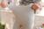 2016 Primavera e No Outono Legging Maternidade Roupas para Mulheres Grávidas Calcinha de Renda Fina Parte Nove Calças Pés Atados