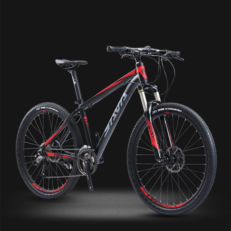 New Brand Mountain Bike Aluminum Alloy Frame SHIMAN0 27 Speed Hydraulic Disc Brake Bicycle Outdoor Sports MTB Bicicleta
