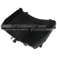 Motorcycle Radiator For Yamaha YZF R6 2003 2004 Aluminum Water Cooling Replacemen