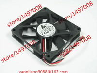 DELTA AFB0812VHB F00R DC 12V 0.30A 80x80x15mm Server Cooler Fan
