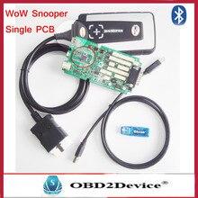 2016 Новые Bluetooth WoW Snoop CDP Одной ПЛАТЕ С Обновления чтобы V5.008 R2 программное обеспечение Диагностический TCS CDP Лучше, Чем TCS CDP