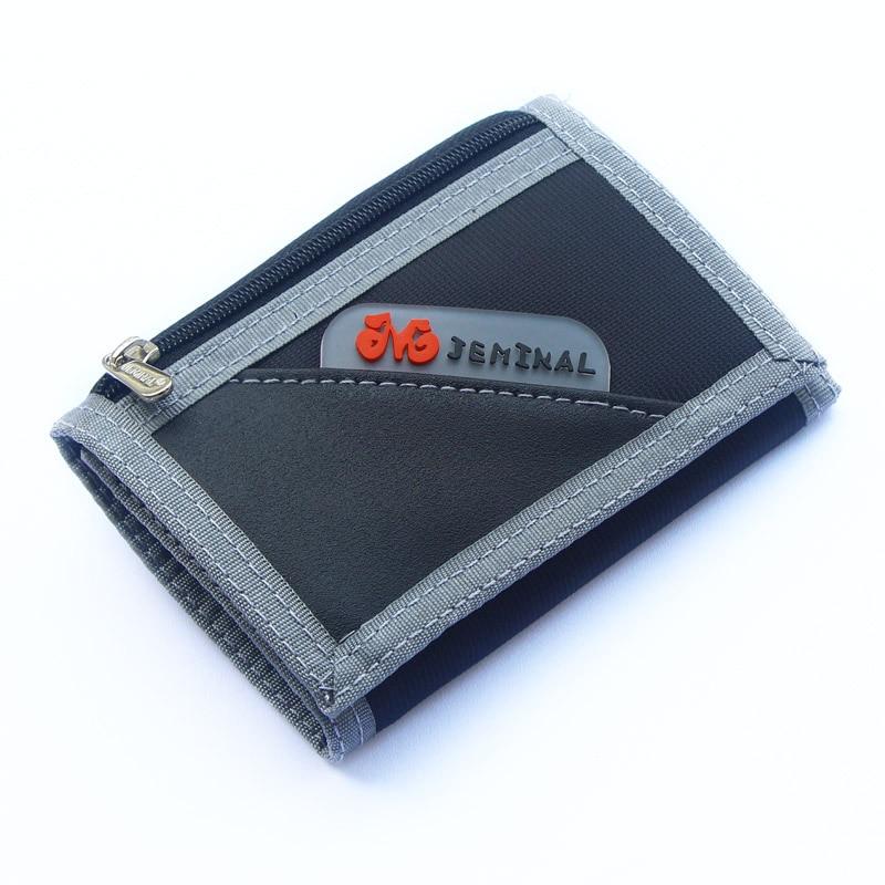 Men Wallets Short Design Brand Man Purses Handbags Money Bags Waterproof Canvas Male Coin Purse Clutch Wallet Burse Cards Holder wallet