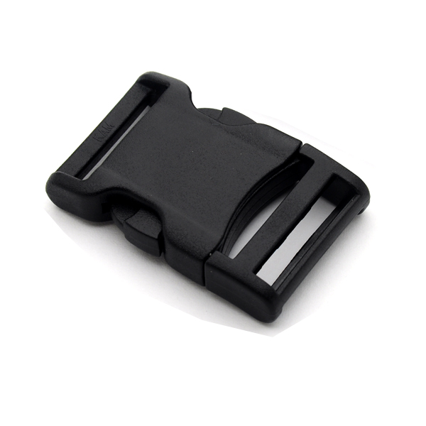 DIY 20pcs HLD/M256A 25mm plastic POM buckles contoured paracord buckles side release buckes for backpack accessories