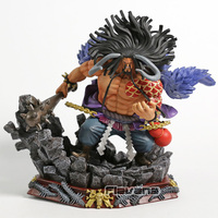 One Piece Kaido The King of The Beasts Statue PVC Figure Collectible Model Toy