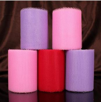 14cm wedding car decorations Gauze Ribbon home accessories limousine colorful Gift Wrap decoration supplies image