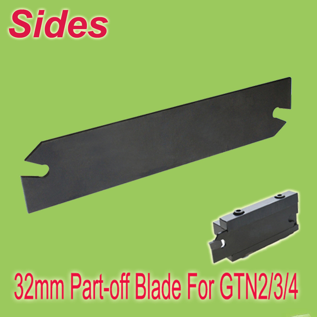 Free Shiping  SPB 2/3/4-32 Indexable Part Off  Blade 32mm High Suit For SMBB2032/2532 Used GTN/SP-200/300/400 Inserts
