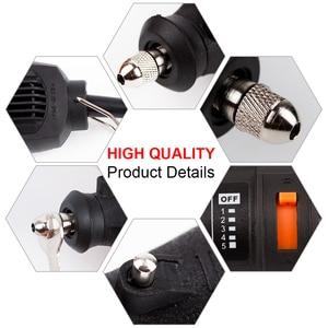 Image 5 - 180W Electric Dremel Mini Drill Electric Drill orbital polisher  Rotary Tool grinder  Mini mill Grinding Machine