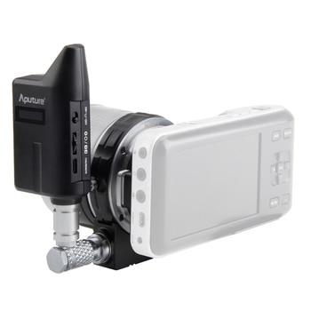 DEZEMBER LensRegain Für MFT Fokus Reduzierung Adapter Telecompressor Optic Reducer Adapter Wireless Fokus Controller Folgen Fokus