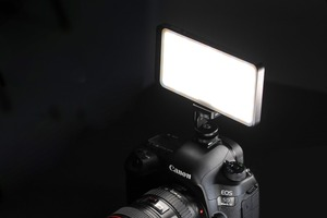 Image 4 - SUNWAYFOTO FL 120 Photography Fill Light Digtal Display, built in lithium battery easy to carry for DSLR and Telephoto Lens
