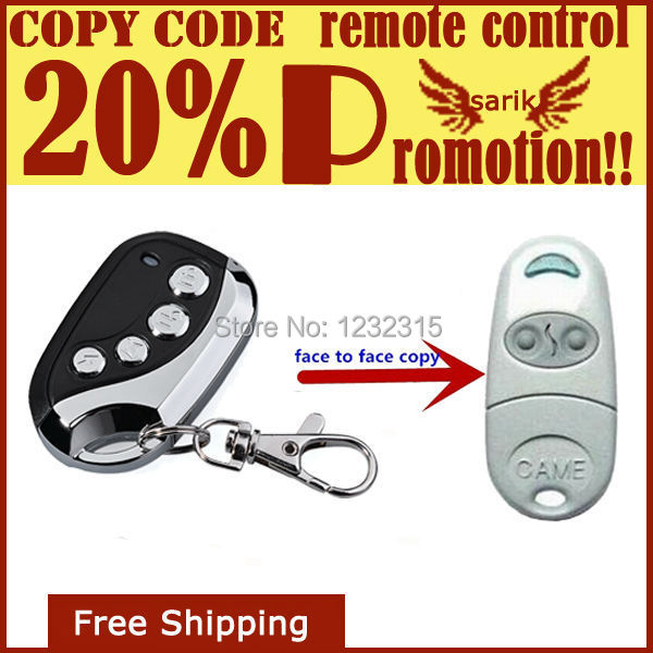 Garage Doors , Gates doors, Alarm systems General Remote Control Duplicator