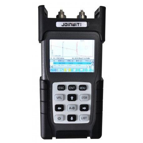 JoinWit JW3302B OTDR fiber tester 1310/1550nm 120km with English Espanol 30/28dB  SC/FC/ST ConnectorJoinWit JW3302B OTDR fiber tester 1310/1550nm 120km with English Espanol 30/28dB  SC/FC/ST Connector