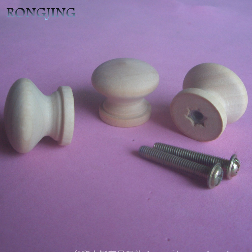 Wooden cupboard handles promotion shop for promotional for Bedroom furniture knobs