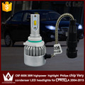 Cheetah car led light low BEAM C6F 9006 36W DC 12V/24V 3800LM 6000k highpower highlight  fit for TOYOTA corolla 2004-2015 only